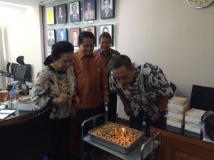 Selamat ulang tahun Pak Ferdiansyah, Wakil Ketua Komisi X DPRRI
