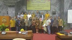 FGD tentang implementasi Visi negara kesejahteraan 2045
